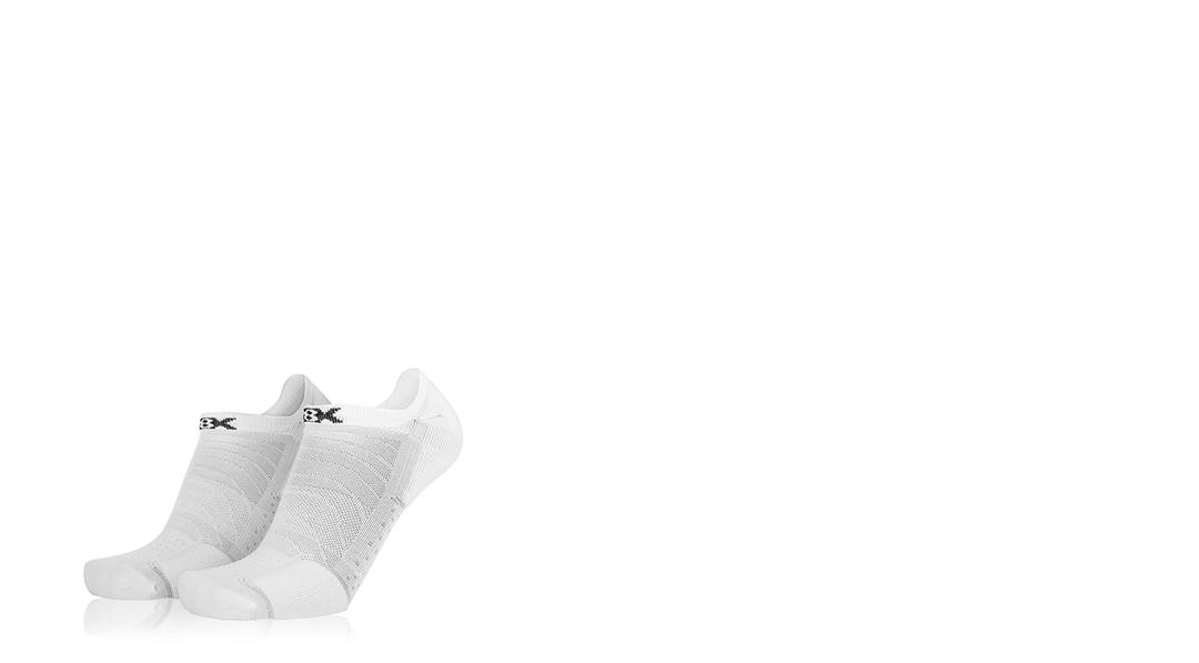 Eightsox Sneaker 2Pack weiß